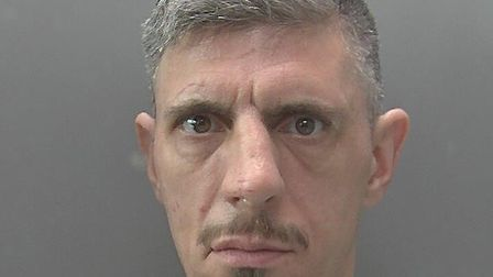 Christian Jordan robbed a shop in Huntingdon at knifepoint. Picture: CAMBS POLICE