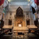 St Albans Cathedral will be staging another Cathedrals at Night. Picture: Arun Kataria