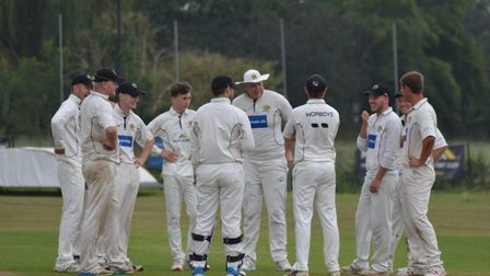 Eaton Socon's National Village Cup tie with Blackheath needed a bowl-off to decide the winner after