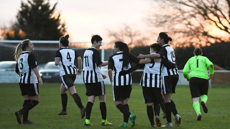 Colney Heath Ladies are looking to expand of the success of the first team. Picture: JAMES LATTER