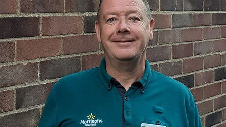 David Brown has worked at Morrisons in Royston for two years and started a petition to try to stop b