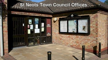 St Neots Town Council has plans for the former Red Cross Centre