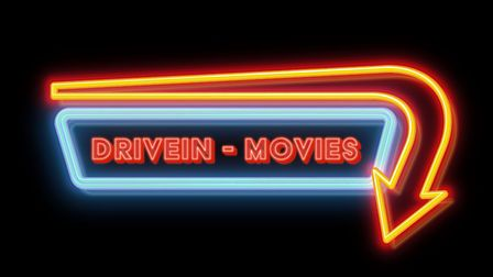 Drivein-Movies will be screening films at the Hertfordshire Showground