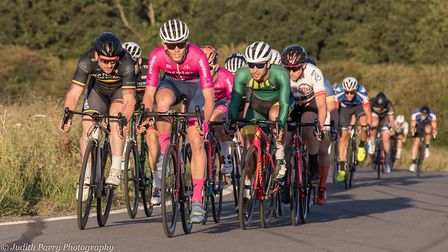 Luke Houghton in action for Verulam Reallymoving at the Bovingdon Bomber. Picture: JUDITH PARRY PHOT
