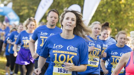 This year's Herts 10K is a virtual event.