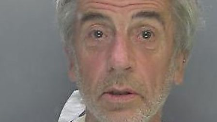 Keith Byford has been jailed for seven and a half years PICTURE: Cambridgeshire Police