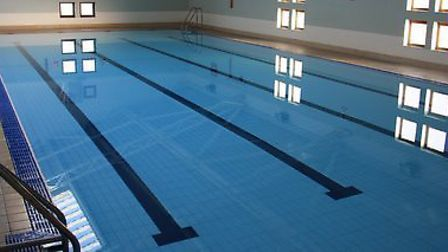 Melbourn Sports Centre has reopened with social distancing and sanitation measures in place. Picture