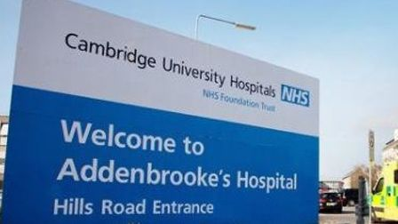 Addenbrooke's Hospital in Cambridge is set to benefit from a government funding boost. Picture: Arch