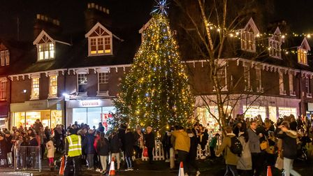 Thousands of people attended the Harpenden Christmas Carnival in 2019, however this year's event has