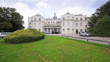 Grade II listed Shenley Manor in Grace Avenue. Picture: Archant