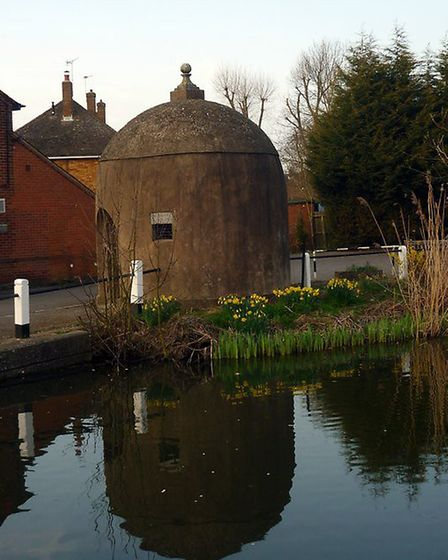 The Cage is located on London Road, by Shenley's village pond. Picture: Archant