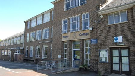 """Abbey College in Ramsey is celebrating its """"fantastic"""" GCSE results"""