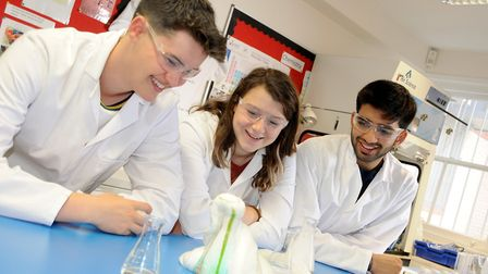 St Albans Independent College offers a range of courses to help students realise their academic pote