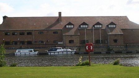 The Priory Centre in St Neots