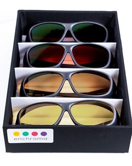 Enjoy seeing the world in a new light with the lens colour enhancement and anti-glare technology. Pi