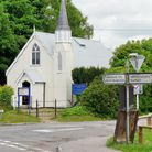 Bedmond - home to the Church of the Ascension, or 'tin church' - is conveniently located for both He