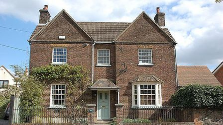 One of Bedmond's period homes. Picture: Archant
