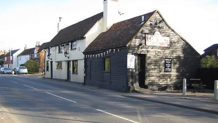 The Bell is Bedmond's only remaining pub. Picture: Archant