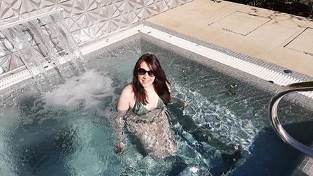 A visit to The Cottonmill Club and spa at Sopwell House, St Albans. Picture: Supplied