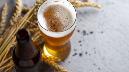 Home brewer Mark Cottingham is producing more beer than he can drink!