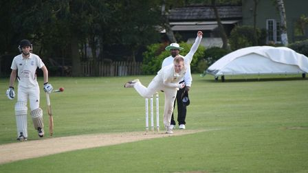 Bonham Harper has starred with bat and ball for Royston during the truncated 2020 CCA Division One s