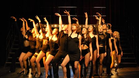 A previous ADC Theatre production of Chicago. Picture: Helena Fox