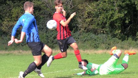 Harpenden Colts Res are through to the final of the Herts Junior Cup after victory over Forza Watfor