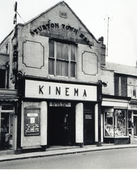 Helen Weinstein presents an introduction to Sturton Town in Victorian times. Picture: Courtesy of th