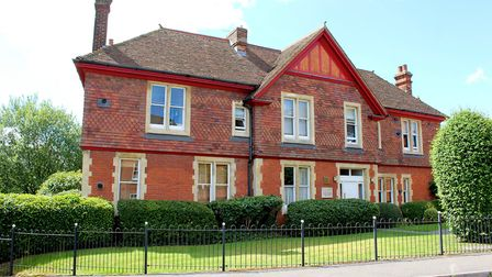 Sisters Lodge, Goldsmith Way, St Albans. Picture: Daniels Estate Agents