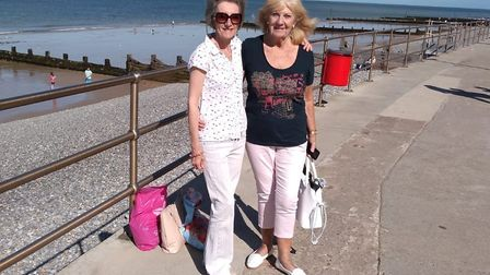 St Neots? Fran Hodgson who had nine miscarriages shares story of battle with Crohn?s disease. Pictur