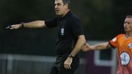 Referees are in short supply after COVID-19 stopped all training courses. Picture: KARYN HADDON