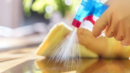 Dirty work: end of tenancy cleans don't come cheap. Picture: Getty Images/iStockphoto