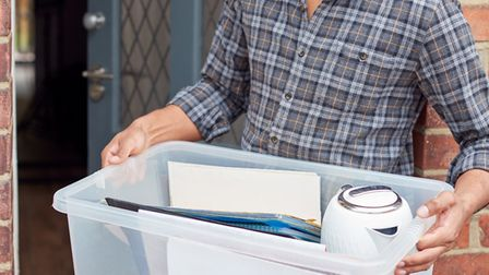 It's a good idea to draw up a lodger agreement before your new housemate moves in. Picture: iStock/P