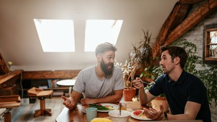 When a lodger/landlord relationship works out, it's good news for both parties. Picture: iStock/PA
