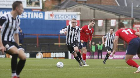 St Ives Town reached the third qualifying round of the FA Cup in 2018 where they travelled to York C