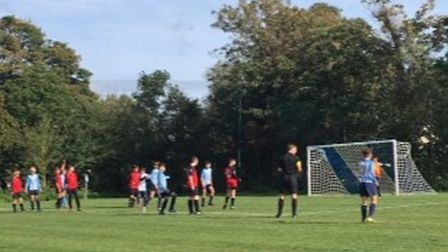 Little Paxton U12s beat Warboys 3-2 in a competitive fixture.