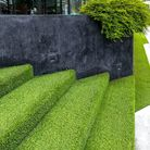 Sales of artificial turf at LazyLawn, the UKs biggest artificial grass supplier, rose by 300 per cen
