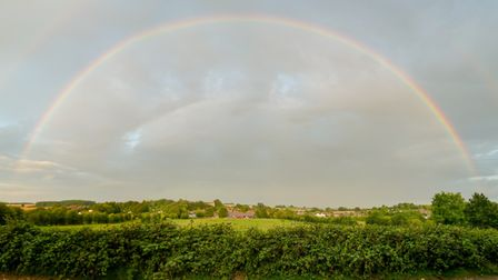 Grove House photography competition.Sandridge Panorama by Pete Adkins