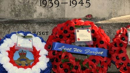 Battle of Britain commemoration service in St Ives