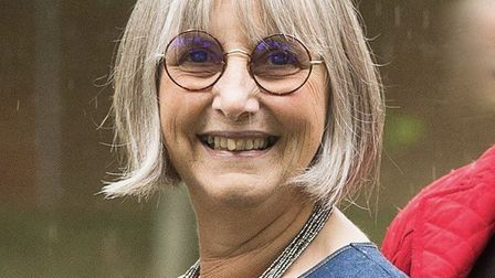 Susan Moore founded the HCCN group to support people in Huntingdonshire witth a cancer diagnosis.