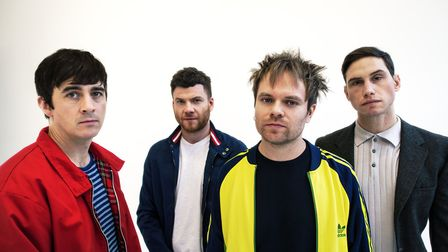 St Albans band Enter Shikari tweeted about album Nothing Is True & Everything Is Possible on Tim's T
