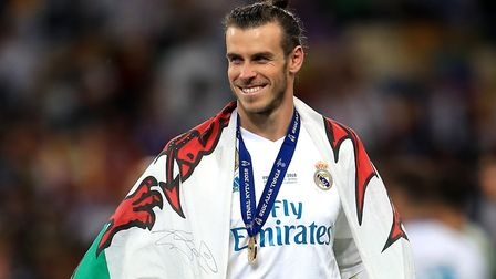 Gareth Bale is set to return to Tottenham Hotspur from Real Madrid. Picture: MIKE EGERTON/PA