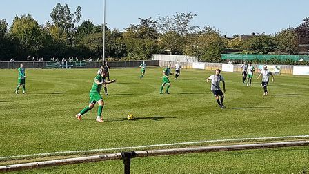 St Ives Town hosted Biggleswade Town at Westwood Road on the opening day of the Southern League seas