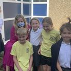 How Wood pupils Evie Russell, Jack Hine, Poppy Page, Lottie Barrow-Winn and Oscar Leigh have shared