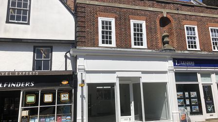 5 Market Place, St Albans - formerly West Cornwall Pasty Co. - has been let by Aitchison Raffety to