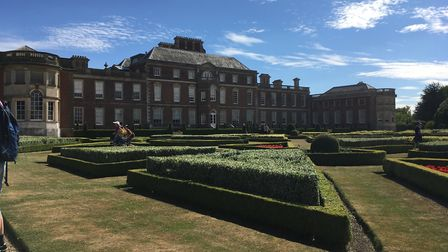 Wimpole Hall. Picture: Archant