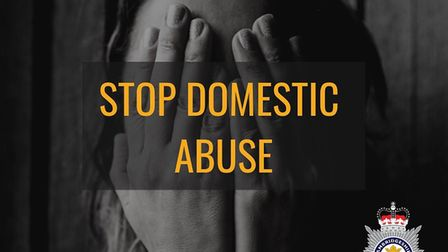 Cambridgeshire Police to hold live Q and A session on Domestic Violence