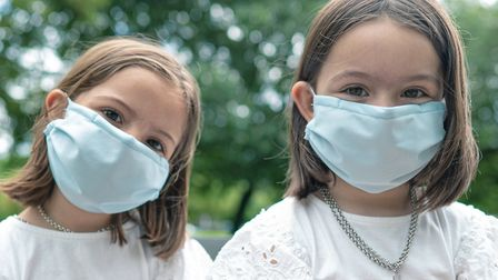 'Our washable face masks meet and surpass the minimum standards. They are available for children and