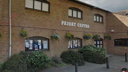 Priory Centre in St Neots
