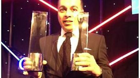 Rocket scientist Dr Rajan Bedi has been named Great British Entrepreneur of the Year. Picture: Suppl